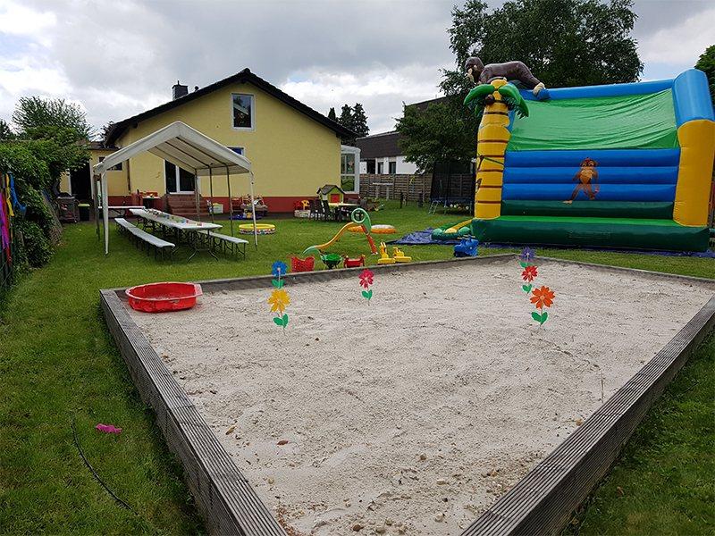 KIBE Bergheim Außengelände 6